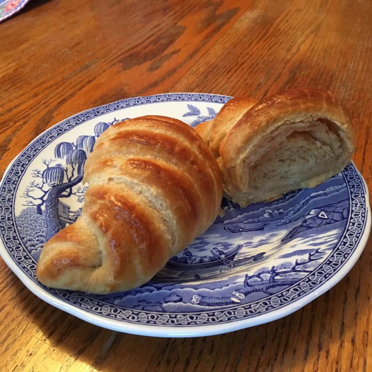Croissants Revisited
